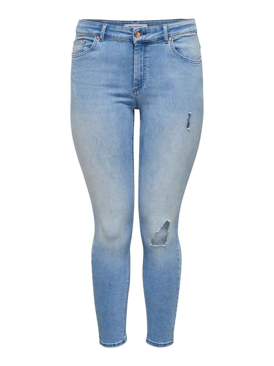 Only CC Destroyed Jeans Willy lightblue