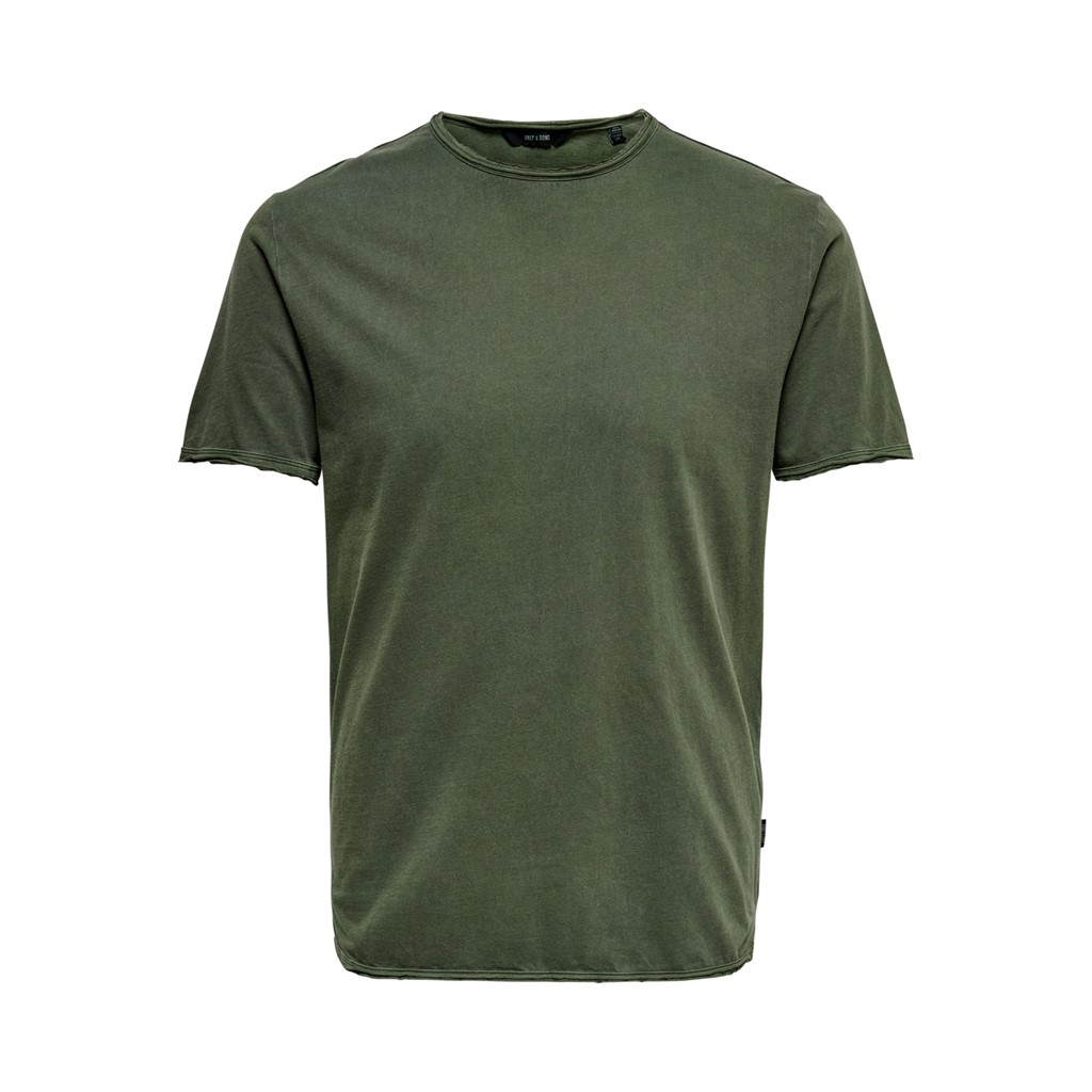 ONLY & SONS T-Shirt Albert Washed in 3 Farben